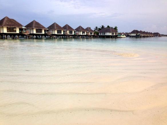 maldivernastrand
