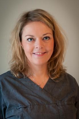 Katarina Gustavsson, ögonsjuksköterska
